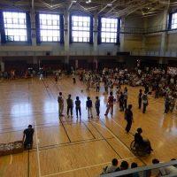 立川市障害者スポーツ大会に参加いたしました。