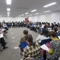 立川市との意見交換会(通称:市長交渉)が開催されました